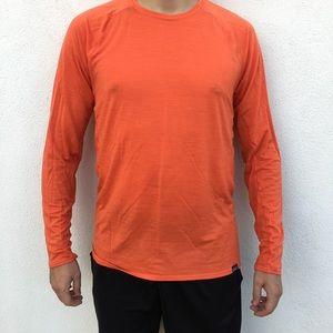 Orange Lightweight Patagonia Layer